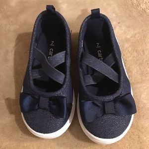 NWT carter's toddler 7 sneakers